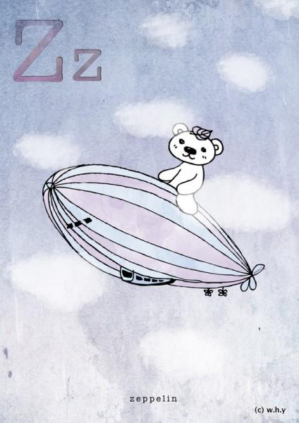 Zeppelin Bear