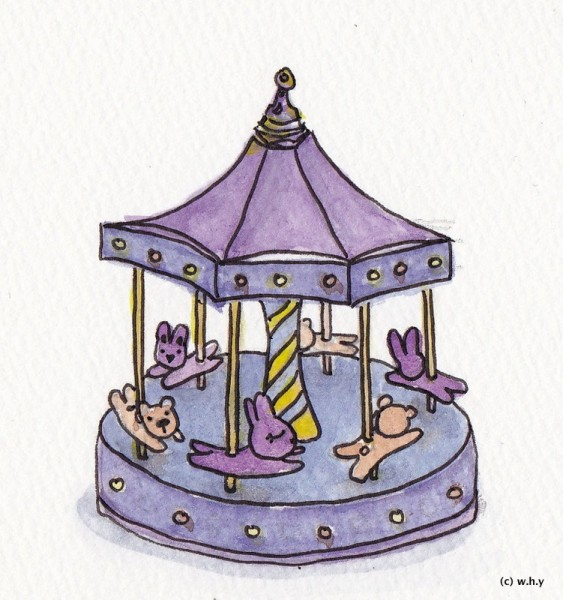 merry-go-round