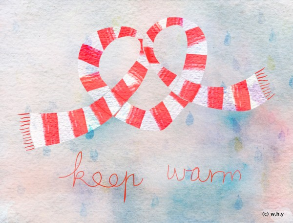 keep warm