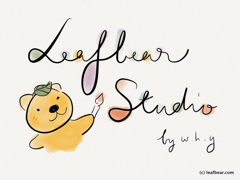 leafbear studio