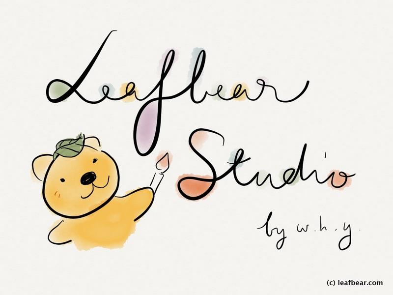 leafbear studio