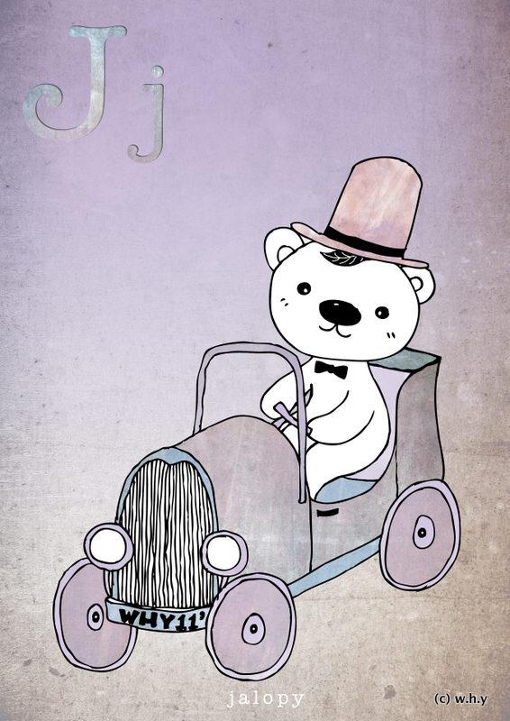 Jalopy Bear