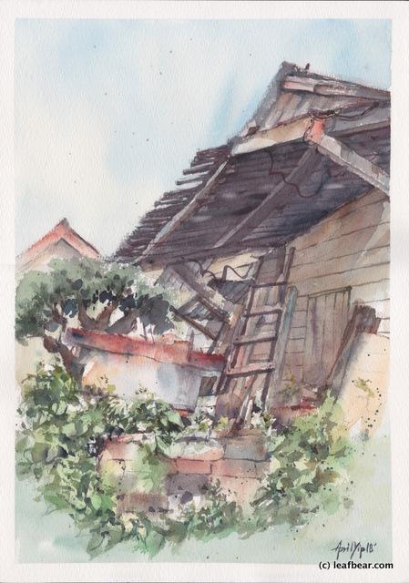 Limbok Old Houses