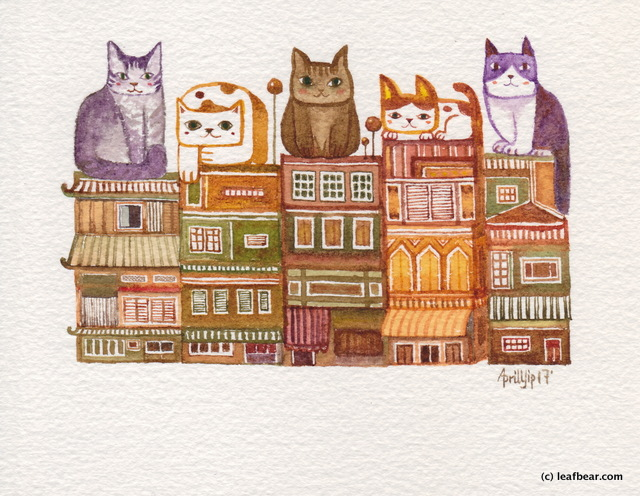 Cats Town