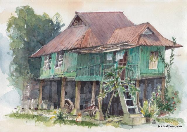 Labu Malay House 02